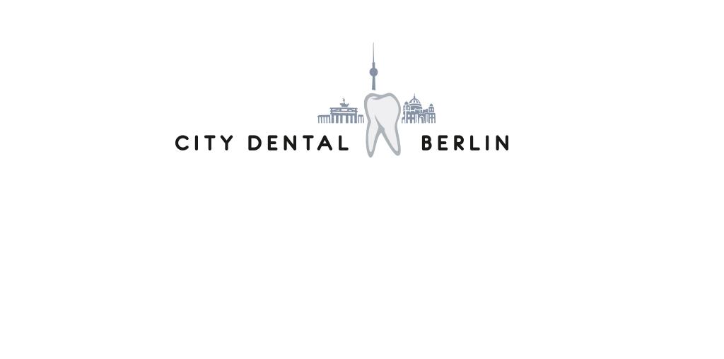 Logo-Entwicklung City Dental Berlin