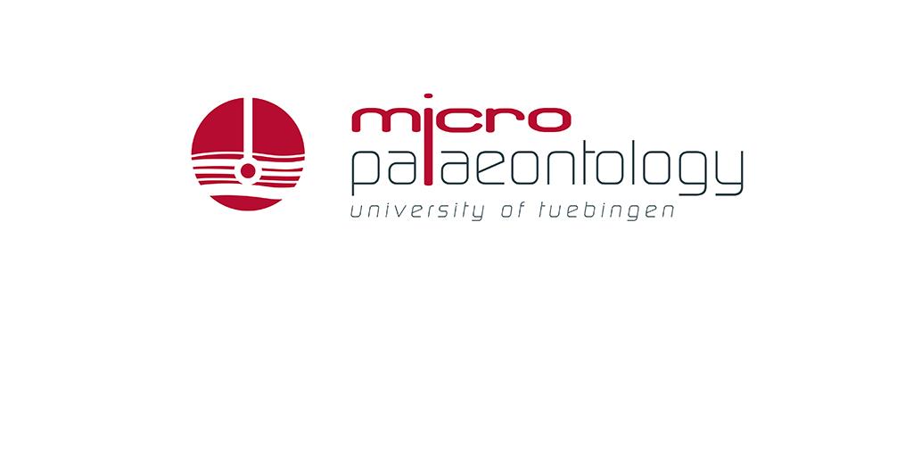 Logo für den Fachbereich Mikropaläontologie der Universität Tübingen