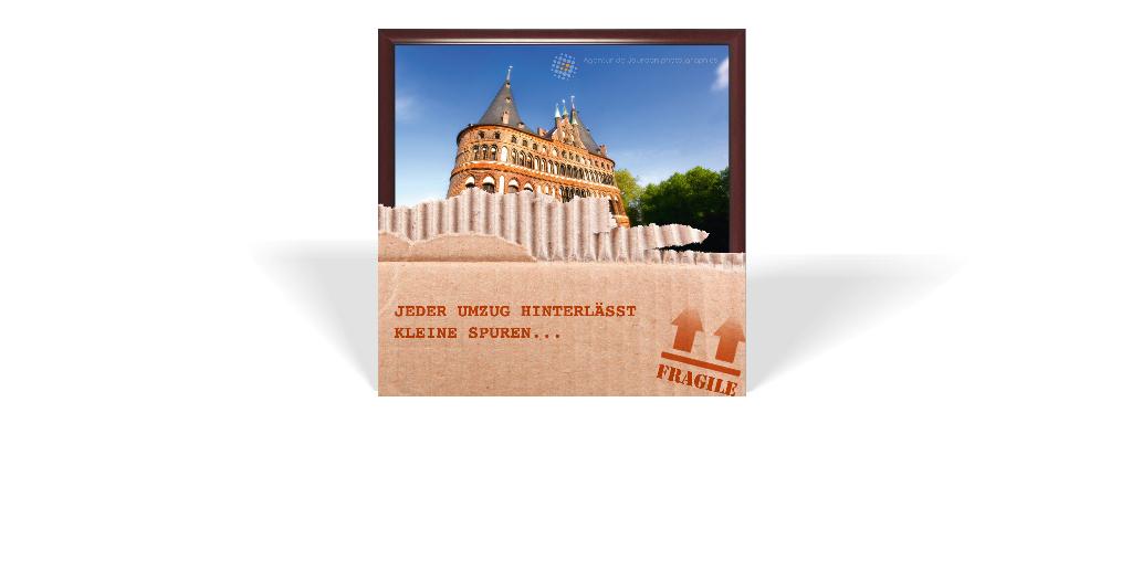 """Flyer """"Zweite Wahl"""" für de Jourdan Photographics GmbH"""